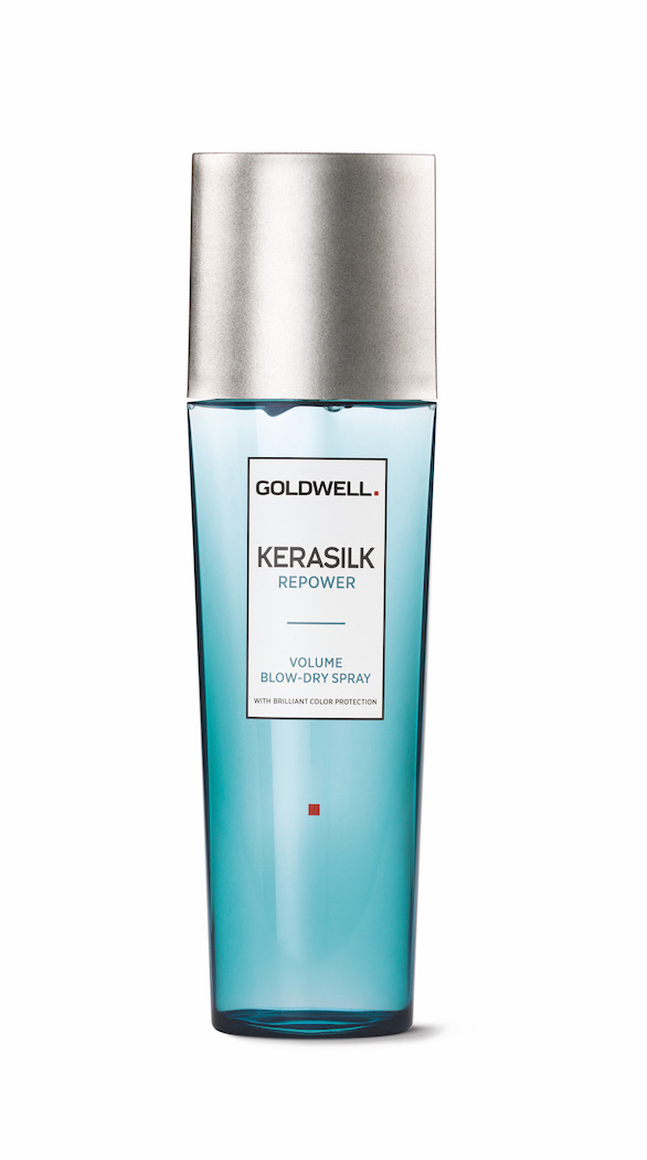 Kerasilk – Repower – Volume BlowDry Spray